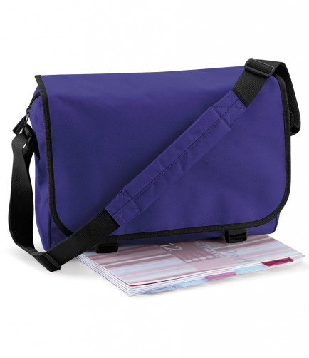 BagBase BG21 Messenger Bag