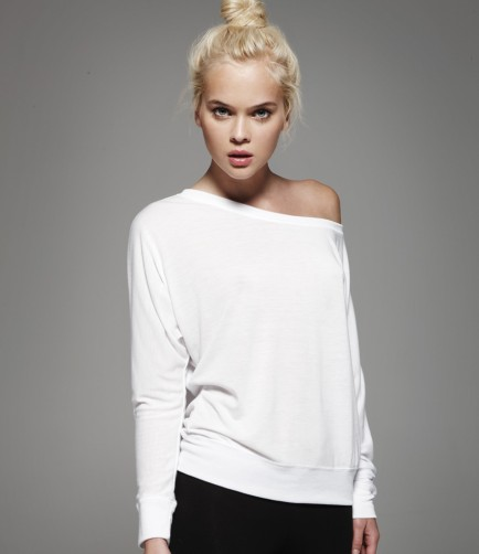 Bella BL8850 Flowy Long Sleeve T-Shirt