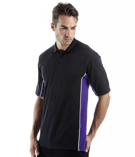 Gamegear® Track Poly/Cotton Pique Polo Shirt