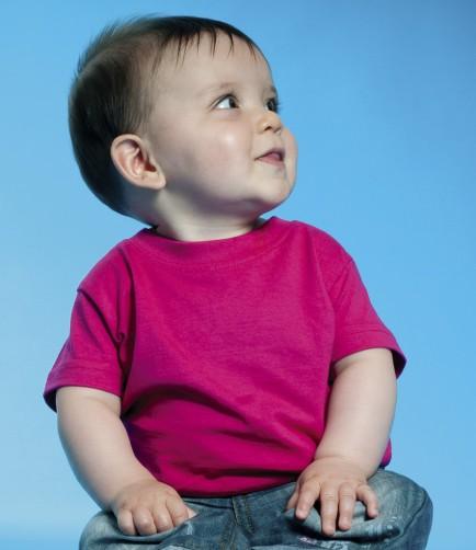 Larkwood LW20T Baby/Toddler Tee