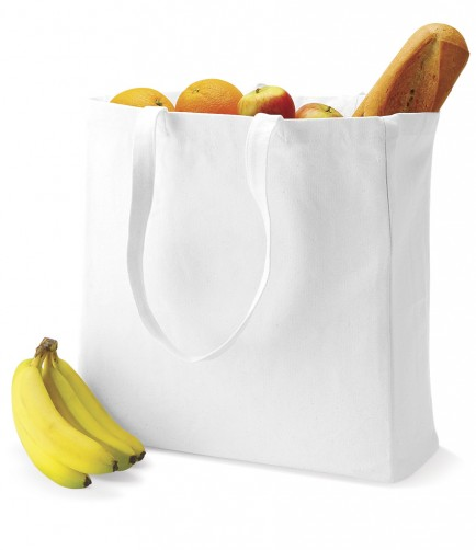 Quadra QD23 Canvas Shopper