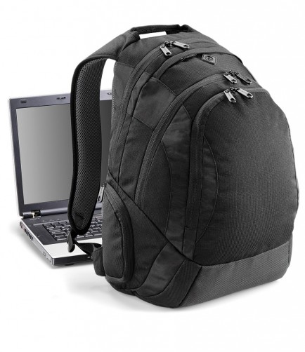 Quadra QD905 Vessel™ Laptop Backpack