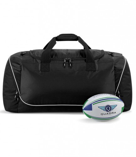Quadra QS88 Teamwear Jumbo Kit Bag