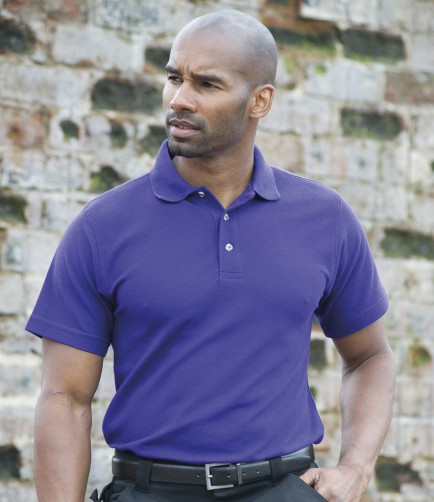 RTY RT01 Heavyweight Workwear Pique Polo Shirt