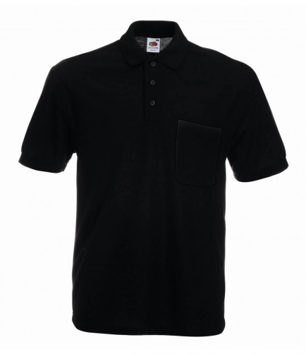 Fruit of the Loom SS23 Pocket Polo