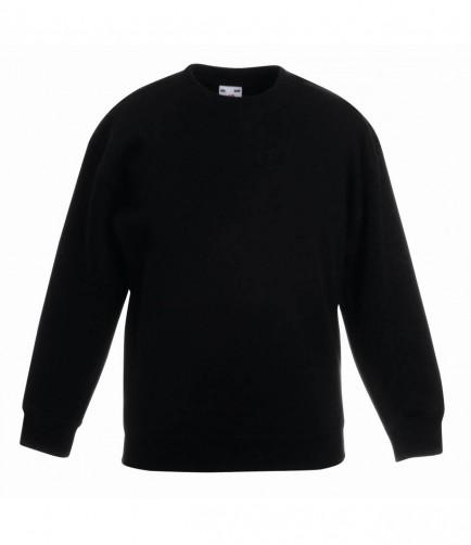 Fruit of the Loom SS9B Kids Drop Shoulder Sweatshirt