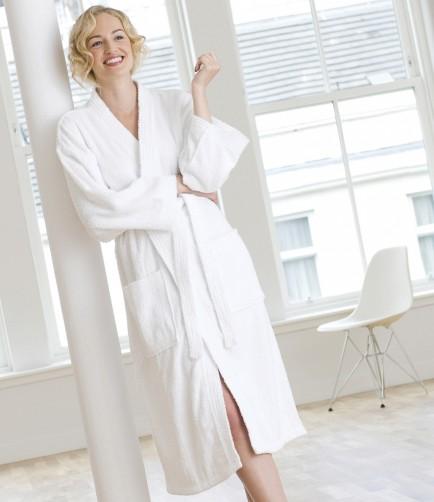 Towel City Luxury Kimono Robe