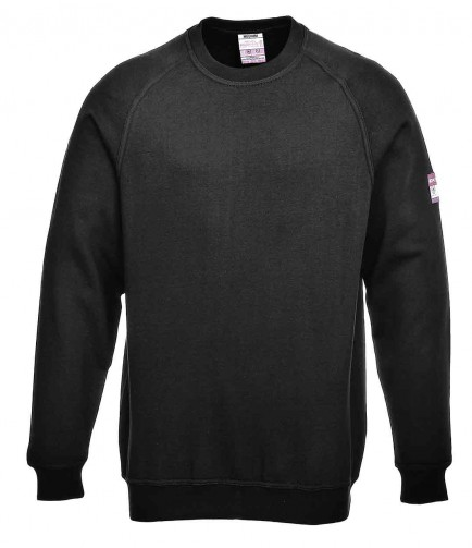 Portwest FR12 Long Sleeve Sweatshirt