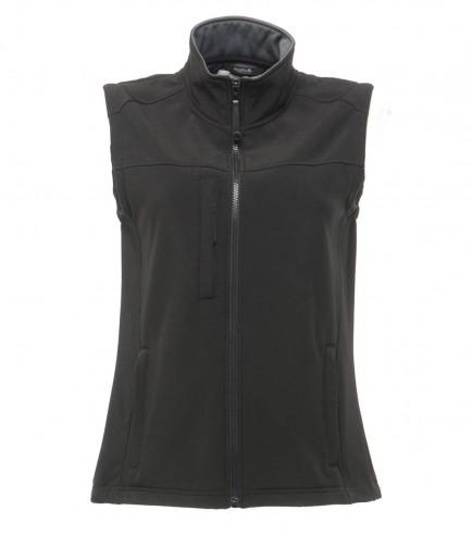 Regatta Professional TRA790 Womens Flux Softshell Bodywarmer