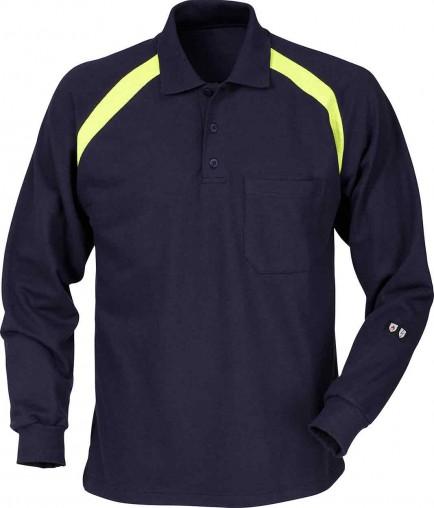 Fristads Kansas Poloshirt L/Sleeve 784 Pfla