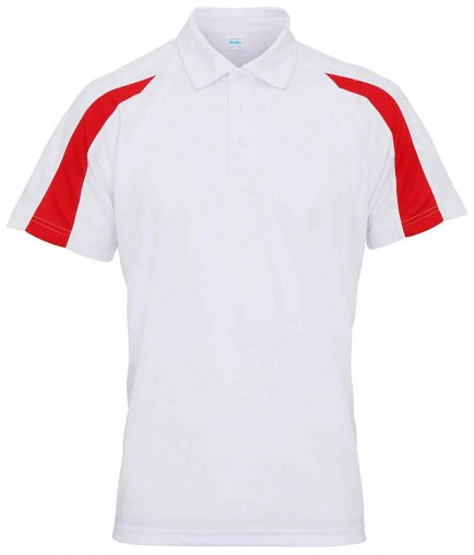 AWDis Contrast Cool Polo