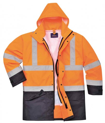 Portwest S768 Hi-Vis Executive 5-in-1 Jacket