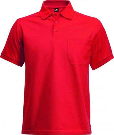 Acode 1721 Heavy Piqué Polo With Pocket