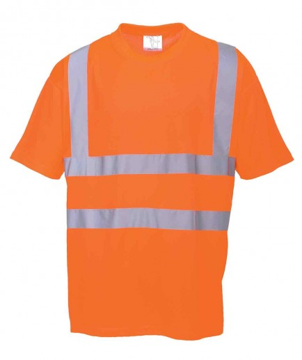 Portwest RT23 Hi-Vis T-Shirt GO/RT