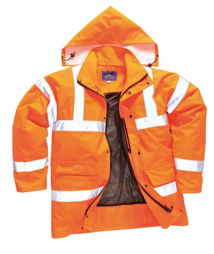 Portwest RT60 Hi-Vis Breathable Jacket (Class 3)