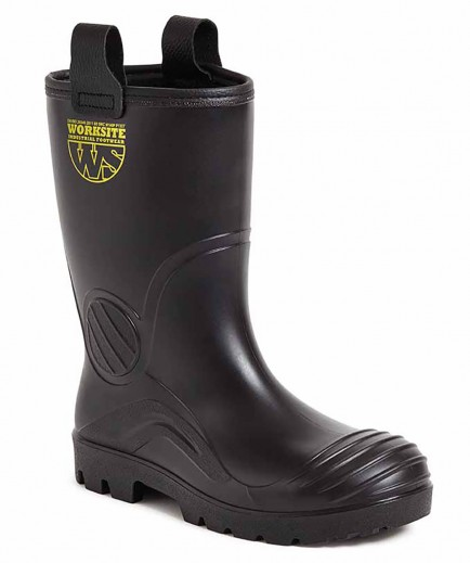 Work Site SS630SM S5 PVC Rigger Boot