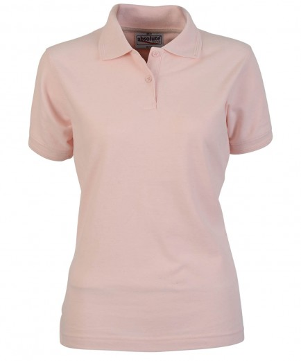 Absolute Apparel AA13 Elegant Ladies Fitted Polo