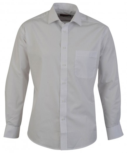 Absolute Apparel AA301 Shirt Classic Poplin L/S