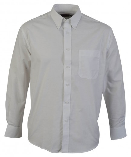 Absolute Apparel AA303 Shirt Oxford L/S