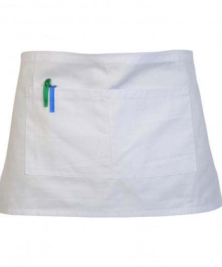 Absolute Apparel AA76 Workwear Waist Apron With Pocket
