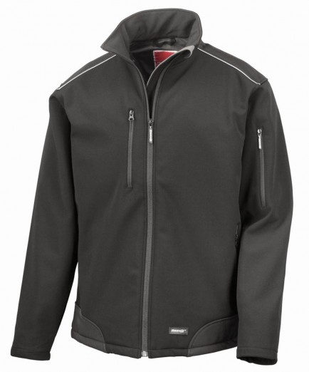 Result RS124 Work Guard Ripstop Soft Shell Jacket