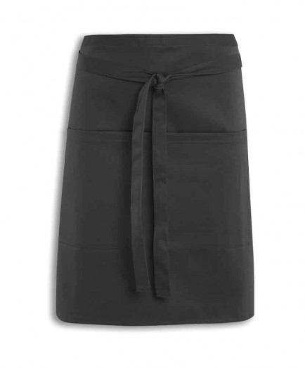 Alexandra ALNG30 Short Length Waist Apron With Pocket