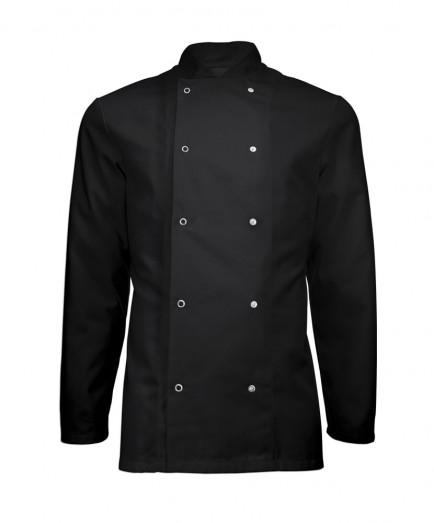 Alexandra Stud Front Chef's Jacket