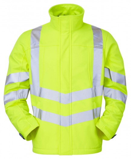 PULSAR P534 Interactive Hi-viz Soft Shell Jacket