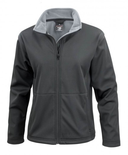 Result RS209F Core Ladies Soft Shell