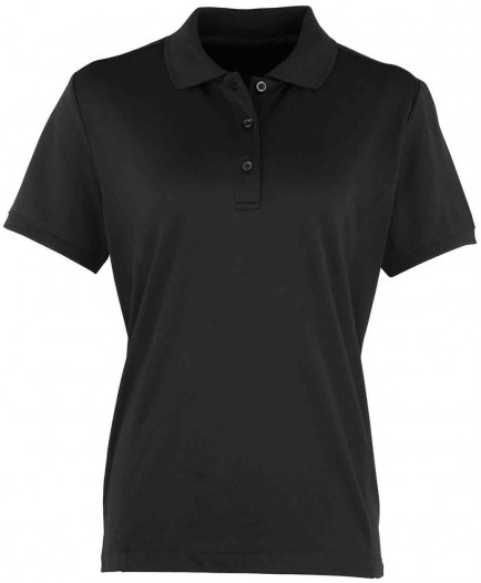 Premier PR616 Women's Coolchecker® piqué polo