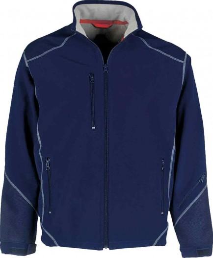 Fristads Kansas Jacket Softshell 4807 Scm