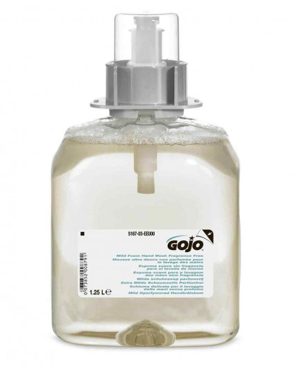 Go-Jo GJ5167-03 Fmx Mild Foam Soap (3X1250Ml)