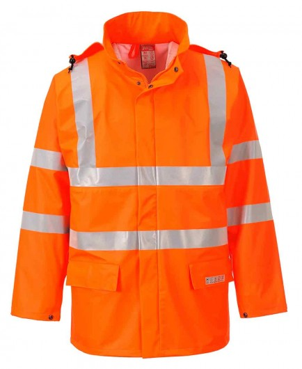 Portwest FR41 Sealtex Flame Hi Vis Jacket