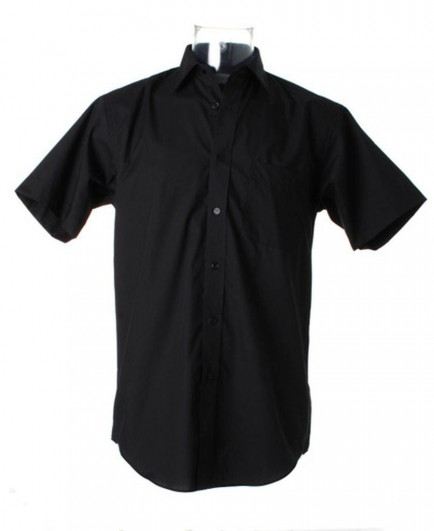 Kustom Kit Short Sleeve Business Shirt