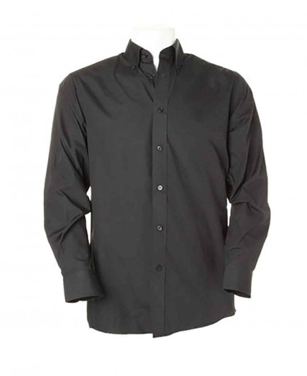 Kustom Kit Long Sleeve Workforce Shirt