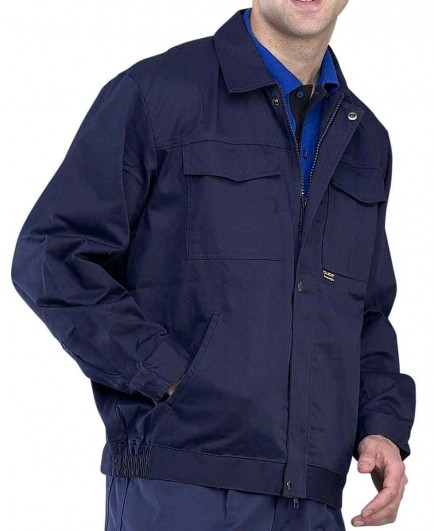 Click PCJ9 Heavyweight 9oz Poly/Cotton Drivers Jacket