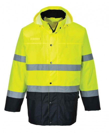 Portwest S166 Lite Two-Tone Traffic Jacket