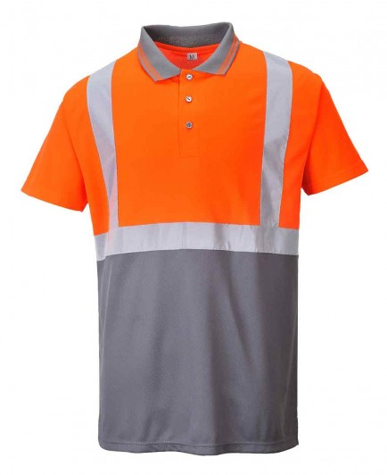 Portwest S479 Two-Tone Polo Shirt