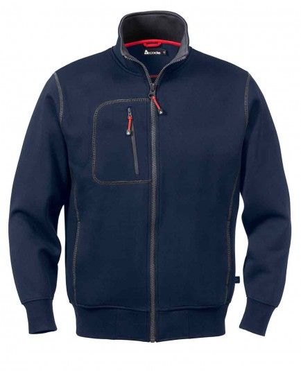 Acode 1747 Full Zip Sweatshirt