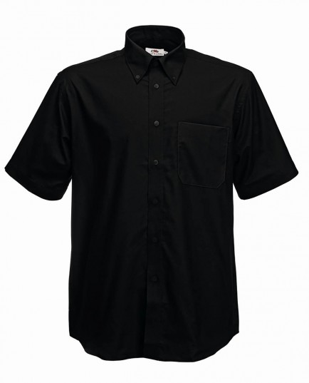 Fruit of the Loom SS401  Short Sleeve Oxford Shirt