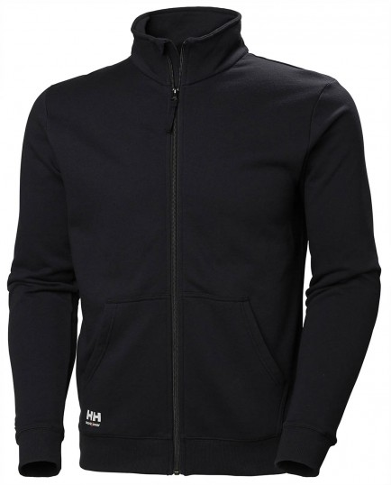 Helly Hansen 79212 Manchester Zip Sweatershirt