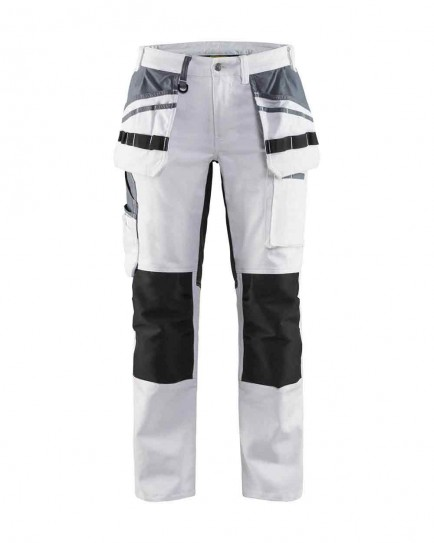 Blaklader 7910 Ladies Painter Trouser With Stretch Panels