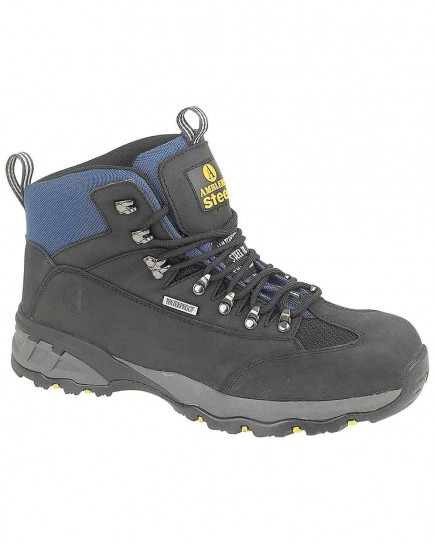 Amblers Steel FS161 Safety Boot Black