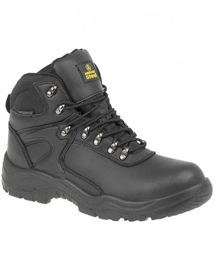 Amblers Steel FS218 Safety Boot Black