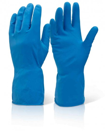 Click HHMW Household Rubber Glove