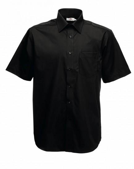 Fruit of the Loom SS411  Short Sleeve Poplin Shirt