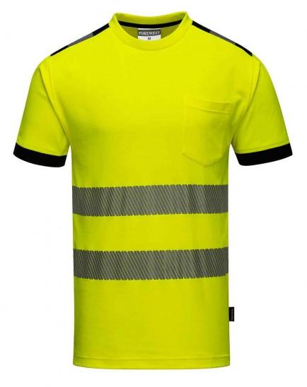 Portwest T181 Vision Hi-Vis T-Shirt