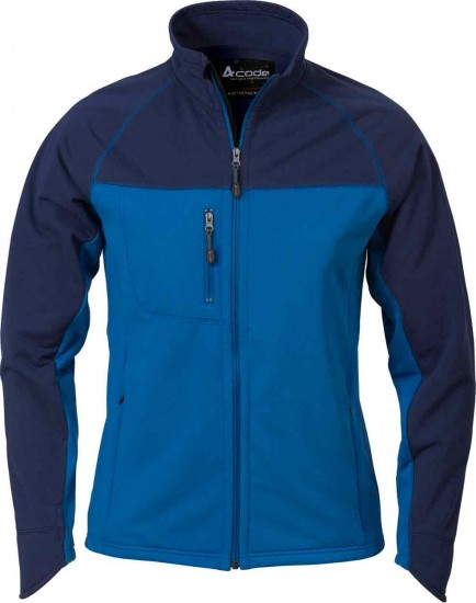 Acode 1474 Ladies Fleece Jacket