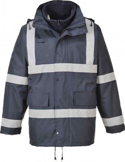 Portwest S431 Iona 3 in 1 Traffic Jacket