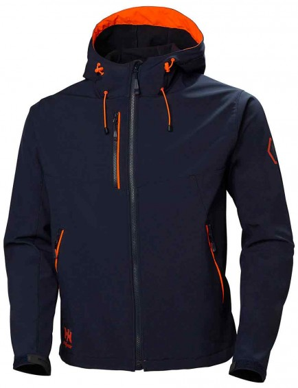 Helly Hansen 74140 Chelsea Evo Hooded Softshell